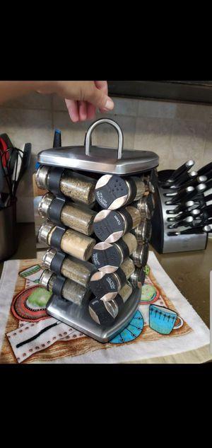 Spice rack for Sale in San Bernardino, CA