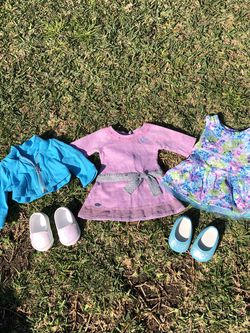 American Girl 18 Inch Doll Outfits for Sale in Bell Gardens,  CA