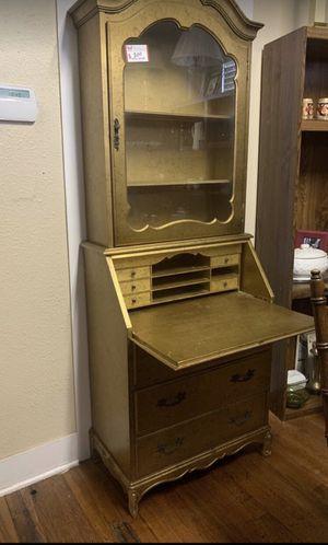Hutch/ secretary desk $300 obo for Sale in San Antonio, TX