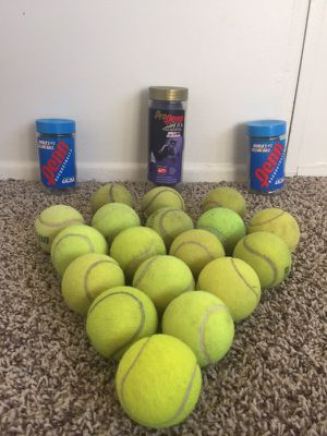 Tennis and Racket Balls for Sale in San Diego, CA