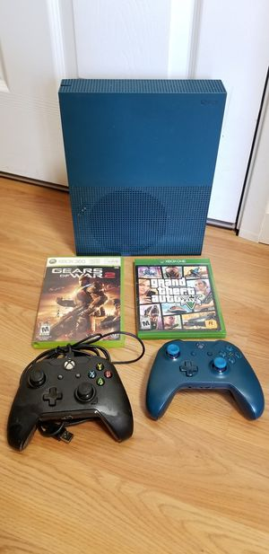 XBOX ONE S Gears Of War Ed. Bundle, PRICE FIRM, NO TRADE, Read Description For Options for Sale in Garden Grove, CA