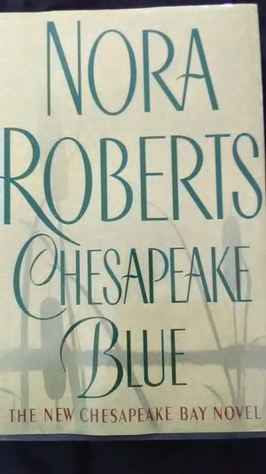 Novel book by Nora Roberts..hard cover for Sale in Auburn, IN