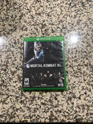 Mortal Kombat XL for Sale in Selma, NC