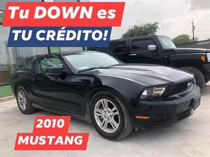 2010 MUSTANG 💥💥 $1900 (down) 🌇 YOUR down is your CREDIT ❗️ for Sale in San Antonio, TX