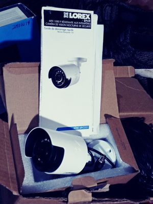 Security camera for Sale in Loganville, GA