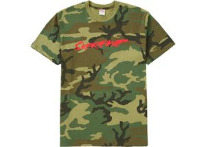 Supreme Futura Logo Tee Shirt Woodland Camo for Sale in San Jose, CA