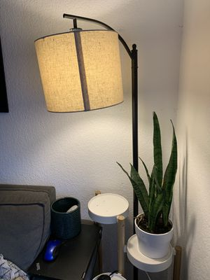 Arc Floor Lamp from Target for Sale in Olympia, WA