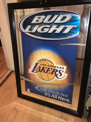 Bud light Lakers collectables for Sale in Carson, CA
