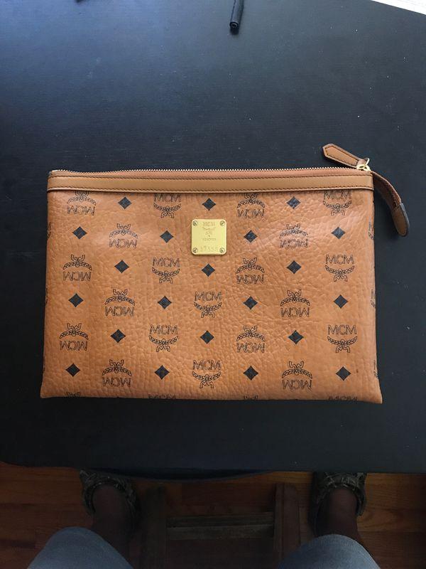 MCM Clutch Bag Purse