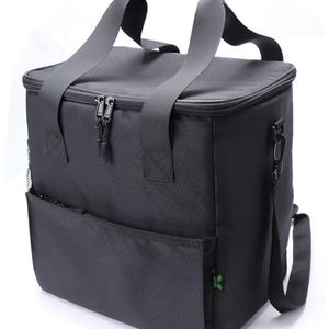 Collapsible Soft Cooler Bag 48 Cans Soft Sided Cooler Large Lunch Tote Insulated Picnic Bag with Shoulder Strap Leakproof Waterproof Liner 21 Liter for Sale in Rancho Cucamonga, CA