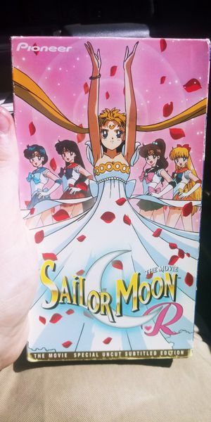 Sailor moon R the movie for Sale in Baltimore, MD