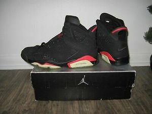 2000 Jordan Retro VI Infrared sz 10.5 Nike for Sale in Tampa, FL