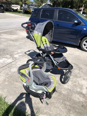 BabyTrend Jogging Stroller (Expedition ELX edition with speakers) for Sale in Tampa, FL