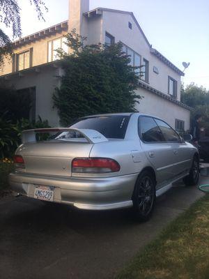 2x 2000 Subaru Impreza 2.5RS GC8 for Sale in Los Angeles, CA