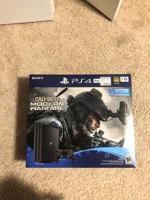 PS4 Pro for Sale in Gig Harbor, WA