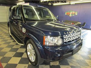 2012 Land Rover LR4 4x4 HSE 4dr SUV for Sale in Manassas, VA