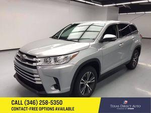 2019 Toyota Highlander for Sale in Stafford, TX