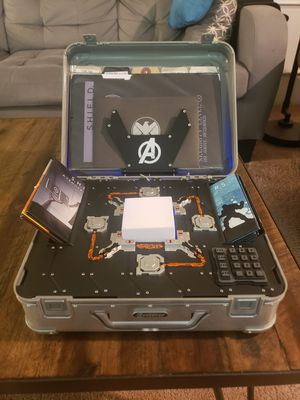 MCU Phase 1 Collectors Edition Blu-ray Set for Sale in Roswell, GA