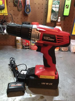 Hyper tough drill for Sale in Winston-Salem, NC