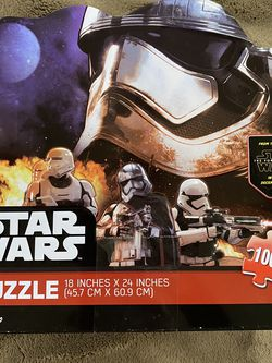 Brand New Star Wars Puzzle for Sale in Tracy,  CA