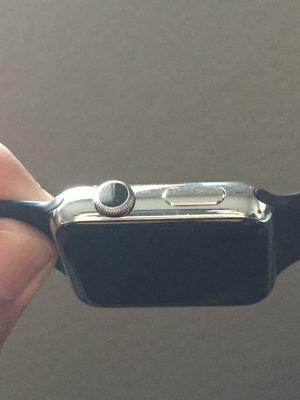 Original Series 0 Stainless Steel Apple Watch for Sale in Austin, TX