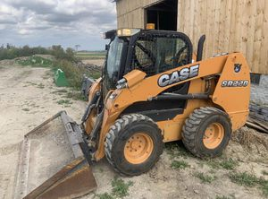 Case SR220 Skid Steer with high flow for Sale in Nevis, MN