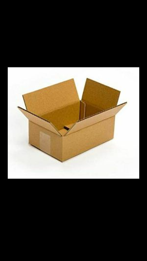 22 x 18 x 16 Big Large Carboard Boxes for Sale Moving Boxes Containers Storage Stashable Box for Sale in Las Vegas, NV