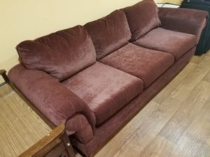 Full size sofa / couch for Sale in Baltimore, MD