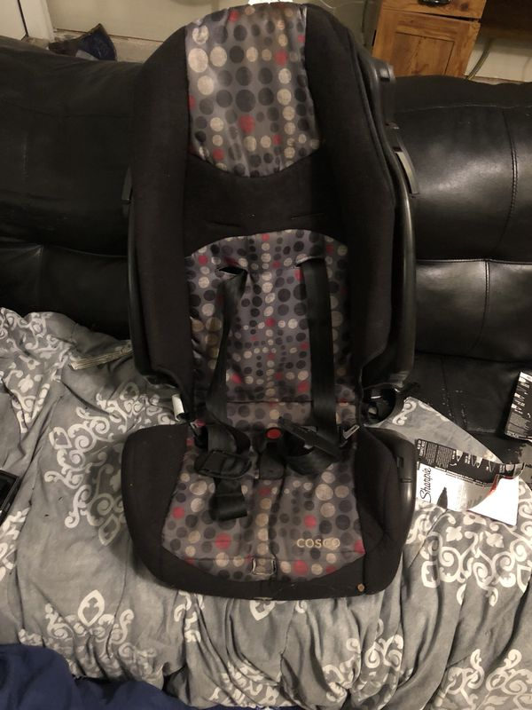 Graco Quick Fold stroller booster seat and Car seat all for $40 it is used and needs some cleaning but it works perfectly well and it's at a cheap pr