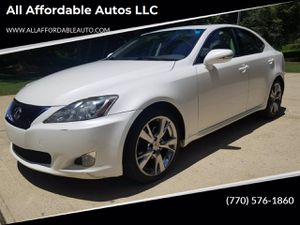 2009 Lexus IS 250 for Sale in Alpharetta, GA