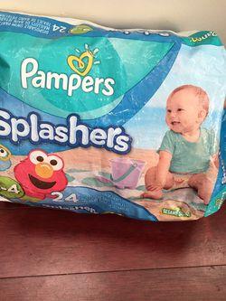 Pampers Splashers for Sale in Newark,  CA