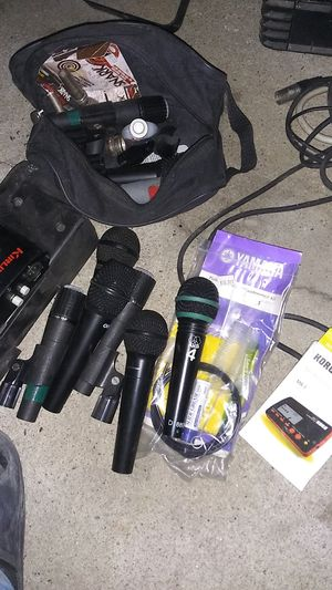 Microphones for Sale in La Habra Heights, CA
