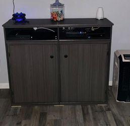 grey tv dresser $180 for Sale in Fullerton,  CA