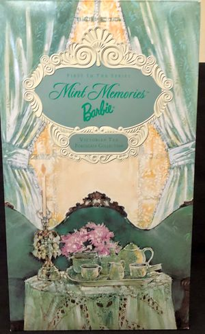 Barbie Mint Memories Victorian Tea Collection Doll with Box for Sale in Port St. Lucie, FL