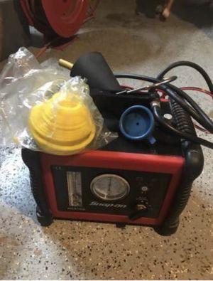 Snap-on EVAP Leak Detection Smoke Diagnostic Machine for Sale for sale  Euharlee, GA