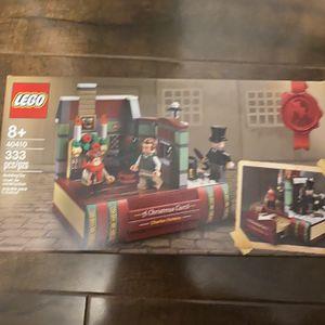 Lego Charles Dickens Christmas Carol Exclusive Set for Sale in El Segundo, CA