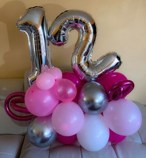 Balloon Arrangements for Sale in Hialeah, FL