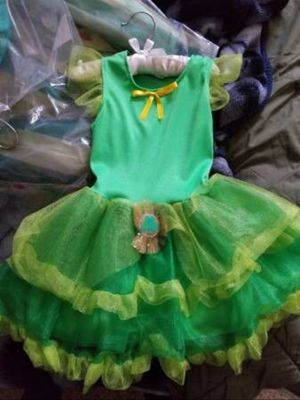 St Patrick's day dress 4-6x for Sale in Lakeside, CA