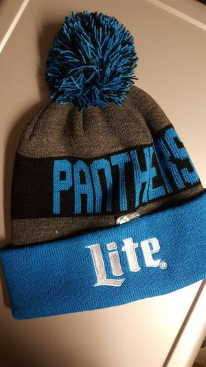 Panthers Miller Lite hat for Sale in NC, US