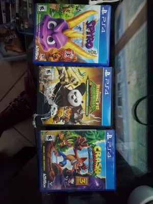 Ps4 games for Sale in Lehigh Acres, FL