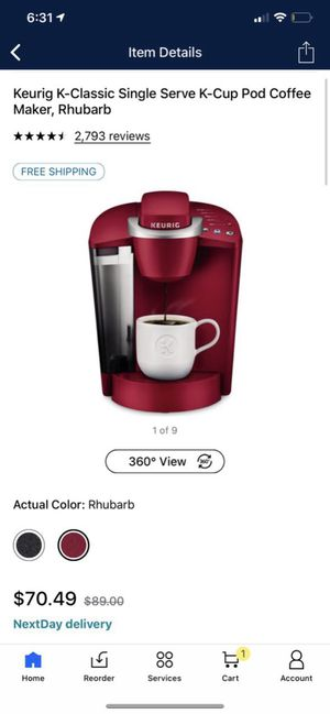 Keurig for Sale in Lake Oswego, OR