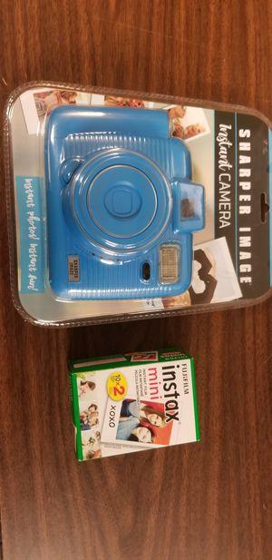 Sharper Image instant camera plus film for Sale in Kent, WA