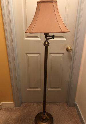 Floor lamp bronze for Sale in Richmond, VA