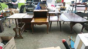 Antique tables galore for Sale in Farmington Hills, MI