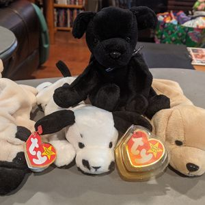 Beanie Babies - Dog Bundle for Sale in Fullerton, CA