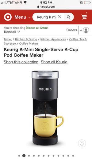 Keurig coffee maker for Sale in Lake Worth, FL