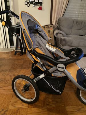 JEEP BABY JOGGING STROLLER for Sale in Falls Church, VA
