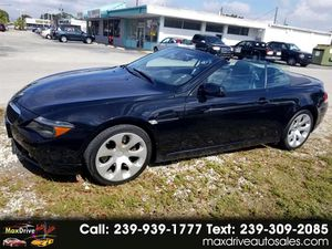 2005 BMW 6-Series for Sale in Fort Myers, FL
