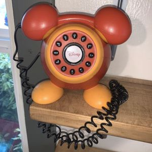 Disney Vintage Mickey Mouse Phone - Telephone for Sale in Tacoma, WA