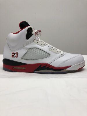 Jordan 5 Fire Red Black Tongue DS Men's Sz 13 no box 2013 Release for Sale in Chicago, IL